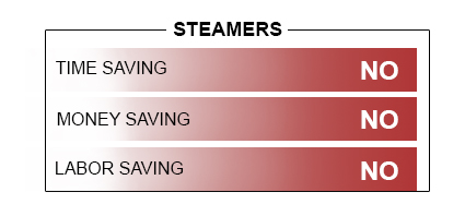 At-A-Glance Guide to Steamers